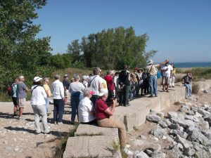 Illinois State Beach Park -North Unit Field Trip 8/22/15 Guide: Don Wilson